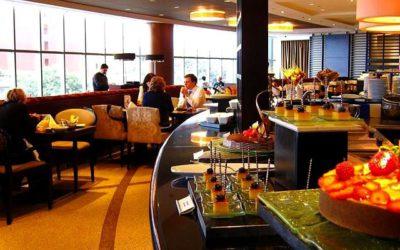 Gastos en restaurantes y hoteles