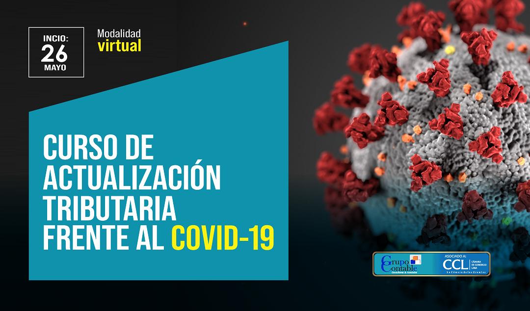 Curso de Actualización Tributaria frente al COVID-19