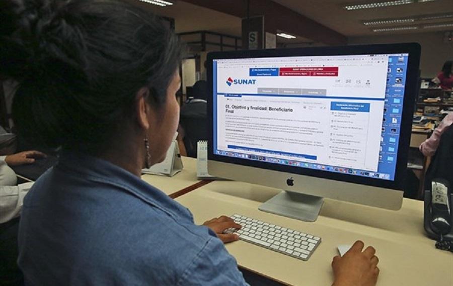 Sunat actualiza formulario para suspender/reducir pagos a cuenta del Impuesto a la Renta