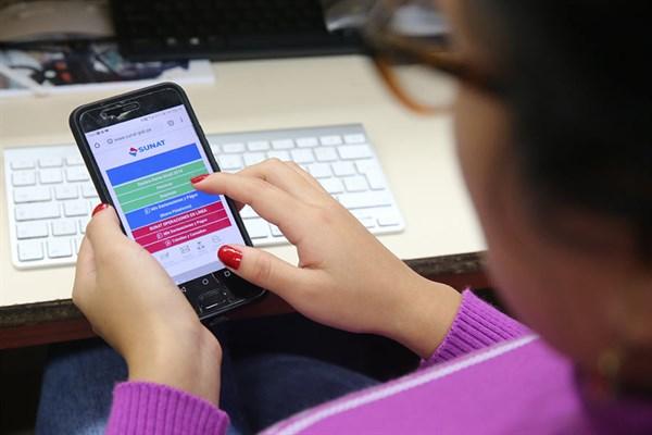 Sunat habilita pago electrónico de impuestos con documentos valorados