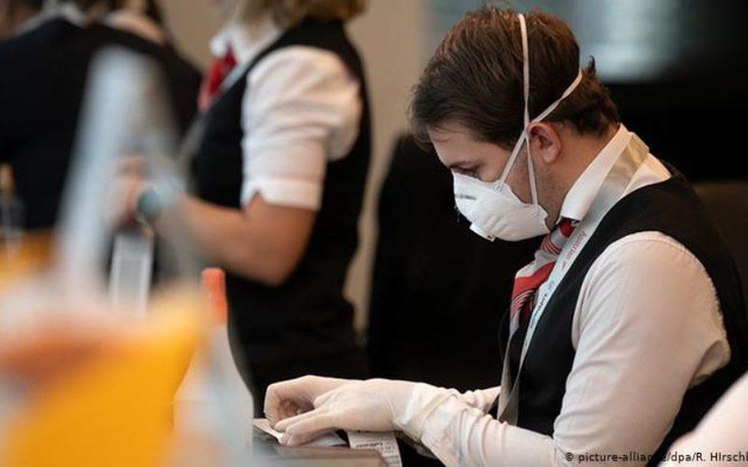 Lineamientos para vigilancia de salud de trabajadores por COVID-19