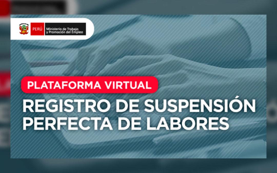 Suspensión perfecta: Más de 205 mil trabajadores quedarían afectados con solicitudes de empresas