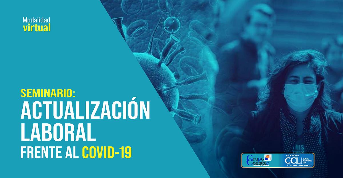 Seminario: Actualización Laboral frente al COVID-19